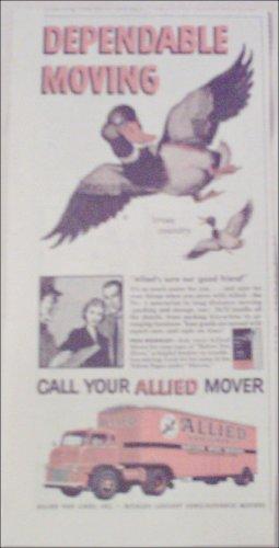 1959 Allied Van Lines ad #1