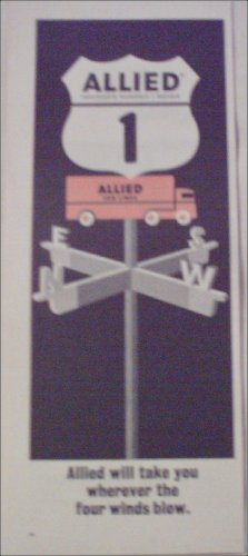1964 Allied Van Lines ad