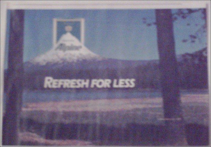 1990 Alpine Cigarette ad