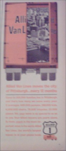 Allied Van Lines ad