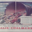 1952 Allis-Chalmers ad