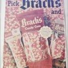 1948 Brachs Candy Corn ad