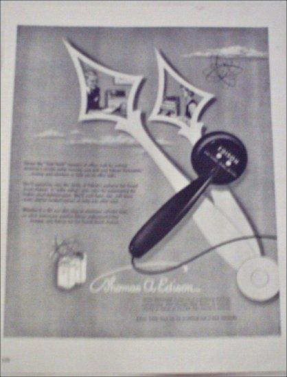 Edison Voicewriter ad #1