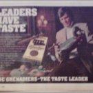 1980 Antonio y Cleopatra Grenadier Cigar ad
