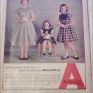 1953 Acrilan ad