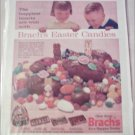 1963 Brachs Easter Candies ad