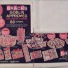1965 Brach Halloween Candies ad