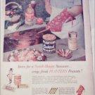 1959 Planters Peanuts ad