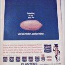 Planters Peanuts ad