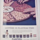 Planters Nuts Anytime ad