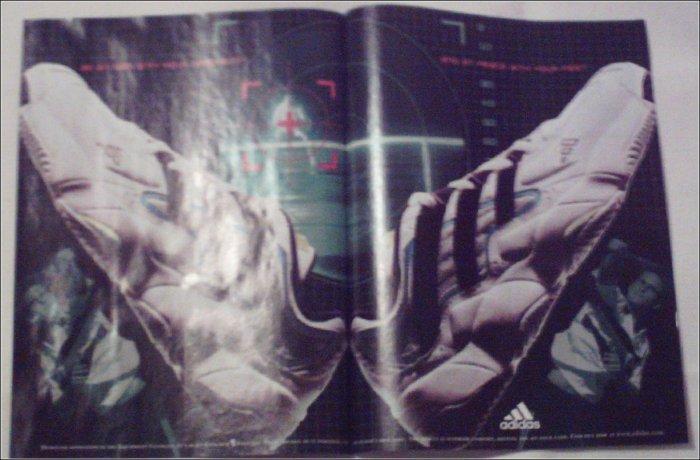 1998 Adidas Shoe ad