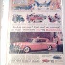 1959 American Motors Rambler Rebel V-8 CC 4 dr ht car ad