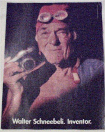 2000 Hewlett Packard Photosmart Camera ad