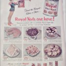Royal Pecans ad