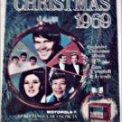 1969 B.F.Goodrich Christmas Brochure