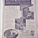 1934 Kodak Six-20 Camera ad