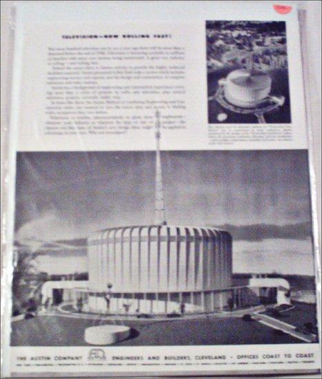 1948 The Austin Company ad
