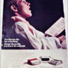 1966 Royal Typewriters ad