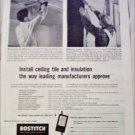 Bostitch ad