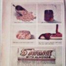 Fifth Avenue Candy Bar ad