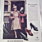 1943 Arch Preserver Shoes ad
