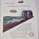 Bower Roller Bearings Company Good Bearings ad