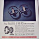 Bower Roller Bearings Company Millionths ad