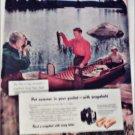 Kodak Camera Fishing ad