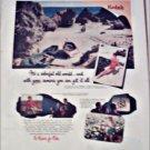 Kodak Color Film Beach ad