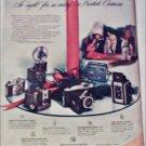 1950 Kodak Camera Christmas ad