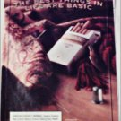 2000 Basic Cigarettes Sewing ad