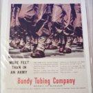 Bundy Tubing Company ad