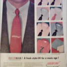 Arrow Colorama Shirts ad