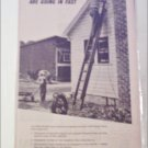 1946 Bell Telephone Farm Fast ad