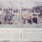 1956 Kodak Springtime Camera ad