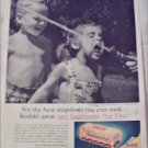 1957 Kodak Verichrome Film ad