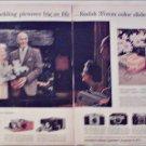 1958 Kodak 35 mm Color Slides ad