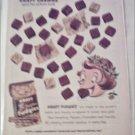1959 Kraft Chocolate Fudgies ad