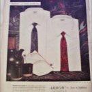 1956 Arrow Glen & Sparta Shirt ad