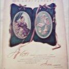 1950 Avon Cosmetics 64th Anniversary ad