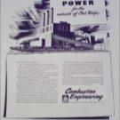 Combustion Engineering Oak Ridge Tennessee ad