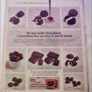 1964 Kraft Chocolates ad