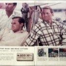 1958 Arrow Iron-Cheater Shirts ad