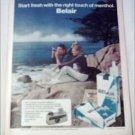 1972 Belair & Belair Filter Longs Camera ad