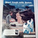 1972 Belair & Belair Filter Longs Aircraft Radio ad