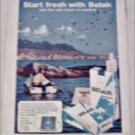 1972 Belair & Belair Filter Longs Cushion ad