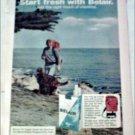 1972 Belair Cigarettes Backpack ad