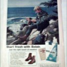 1972 Belair Cigarettes Boots ad