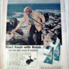 1973 Belair & Belair Filter Longs Cigarettes Reel ad