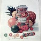 1962 Five Flavor Lifesavers ad